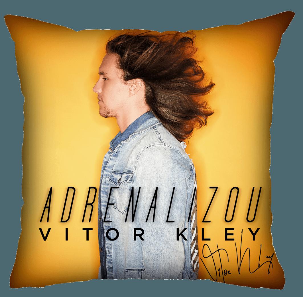 Almofada Vitor Kley - Adrenalizou