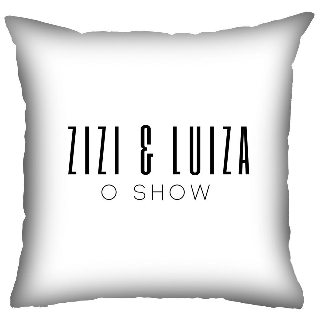 Almofada Zizi e Luiza Possi Mãe e Filha - O Show