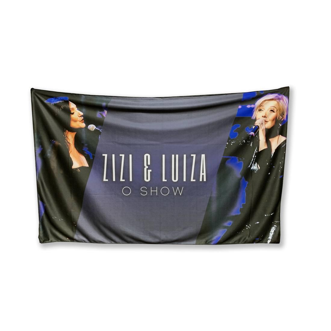 Canga Zizi e Luiza Possi - Mãe e Filha - O Show
