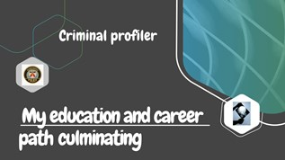Criminal profiler by nafisabts12 on emaze