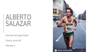 Alberto Salazar By Dylsco6007 On Emaze