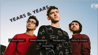 Years and Years by Slawek Cylwik on emaze