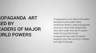 Propaganda By 1024144 On Emaze