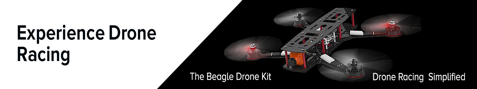 Beagle Drones Experience Drone Racing
