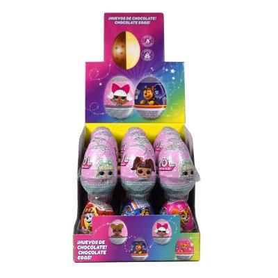 Huevo de chocolate sorpresa unidad