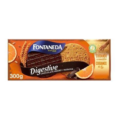 Galleta con chocolate negro 300 g