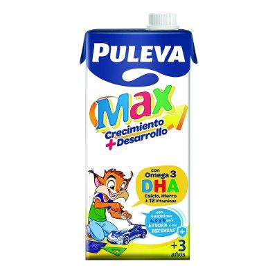 Max energia eta hazkunde esnea 1 l