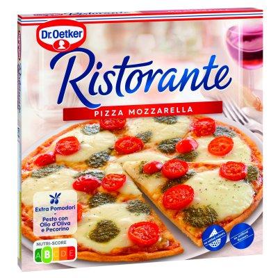 Pizza de mozzarella, 335 g