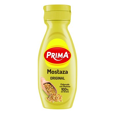Mostaza original 330 ml