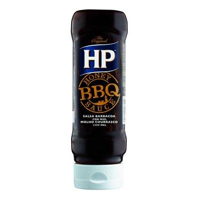 Salsa barbacoa con miel 465 ml