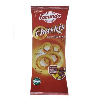 Chaskis ranchera 100 g