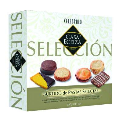Pasta surtido selección 230 g