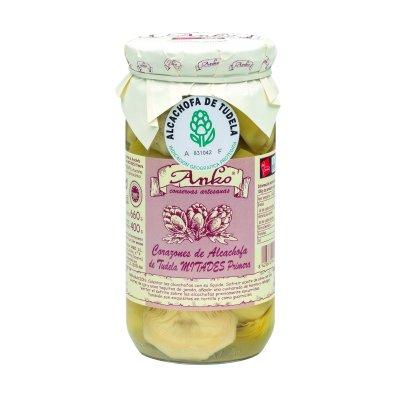 Alcachofa 1/2 docena 660 g