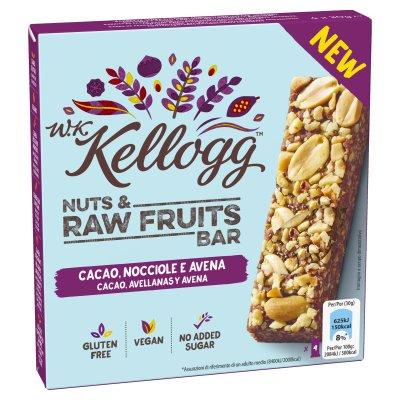 Cereales WK cacao avellana avena 4x30 g