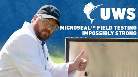 MicroSeal Weather Test Video