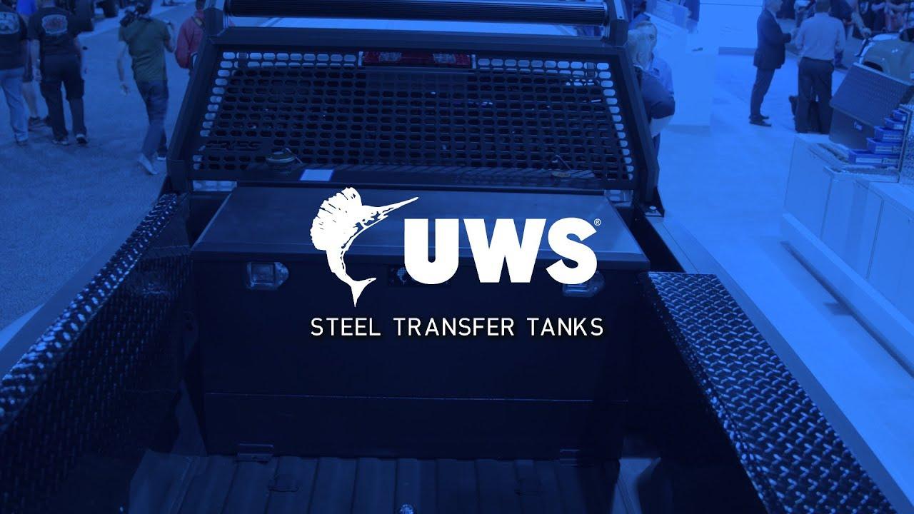 Steel Transfer Tank Video