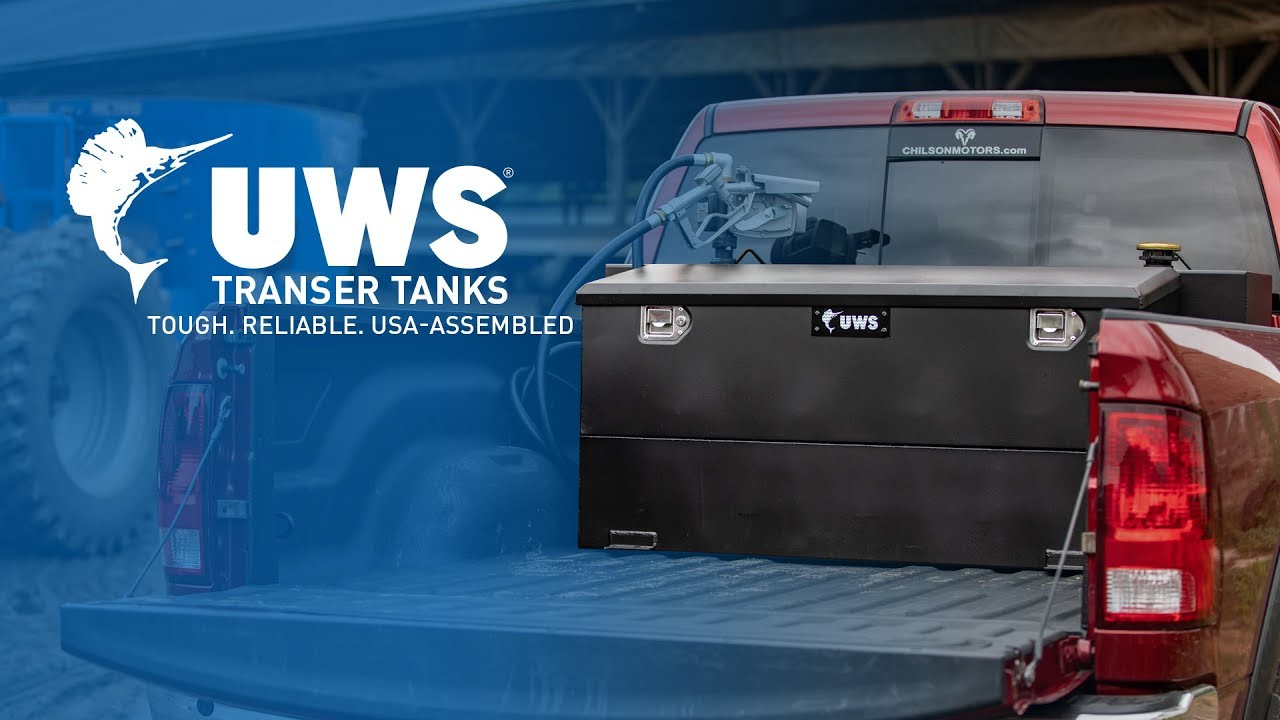 UWS Transfer Tanks Video