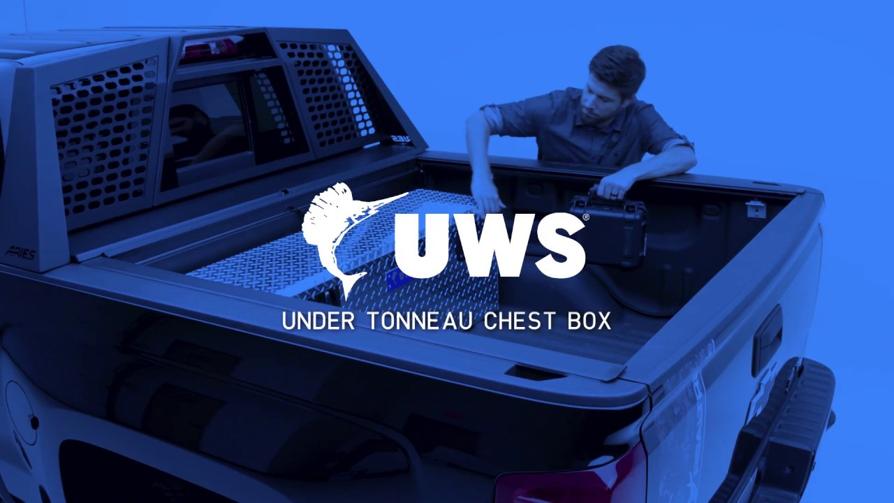 Under Tonneau Chest Box SEMA Video
