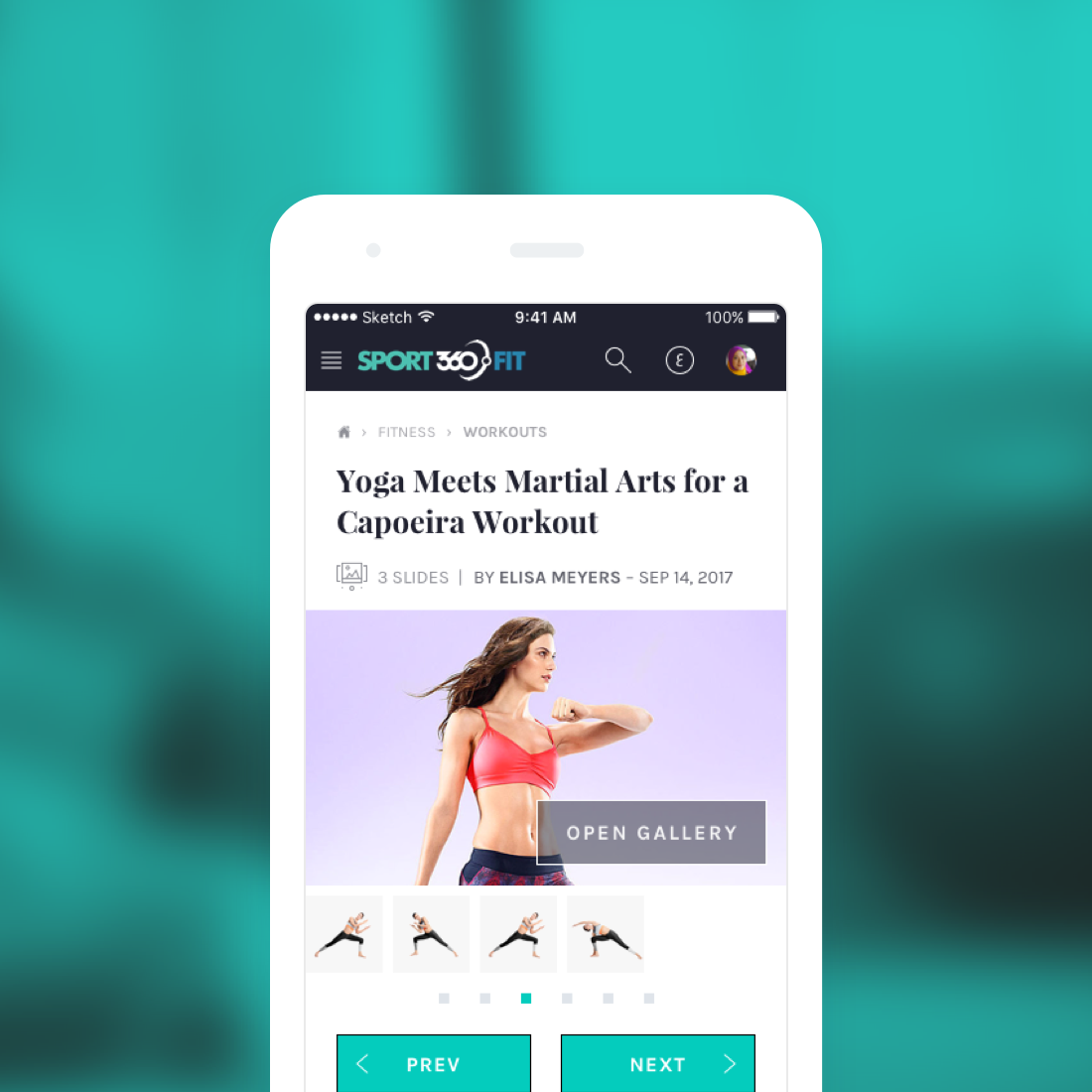 Sport360.fit