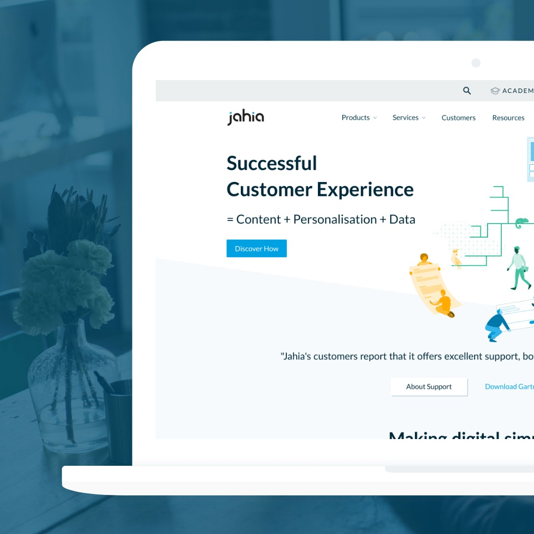 Jahia Website
