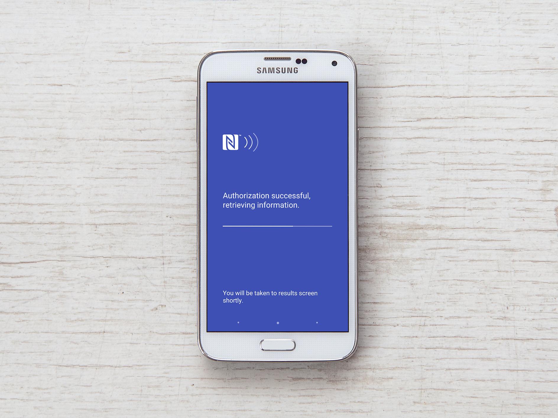 NFC & MRZ Reader Mobile Apps
