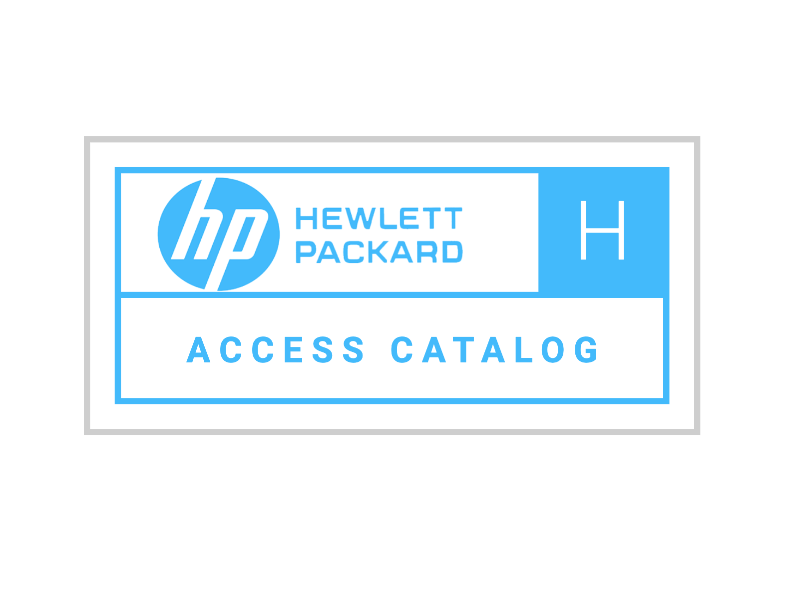 HP Access Catalog