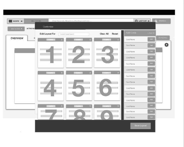 NetBase Pro: Card Concept
