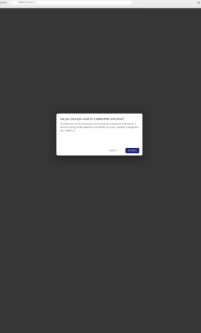 Scytale Enterprise: Dashboard