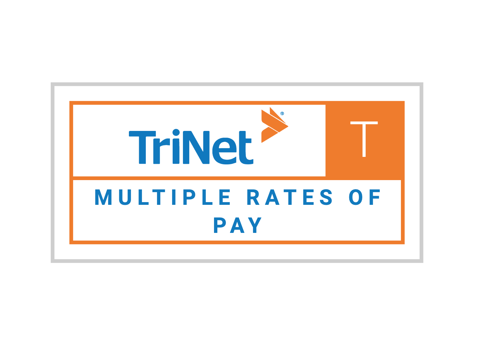 Multiple Rates of Pay