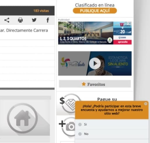 User Research Case: Periodicos Asociados.