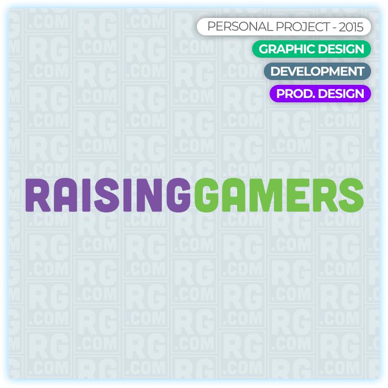 Raising Gamers