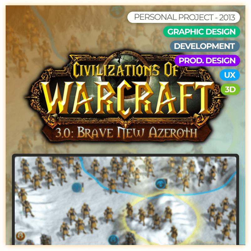 Civilizations of Warcraft