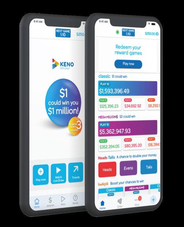 Keno (UX/Product Design)