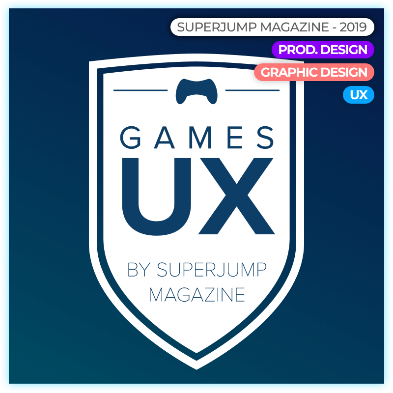 Games UX by Superjump Magazine