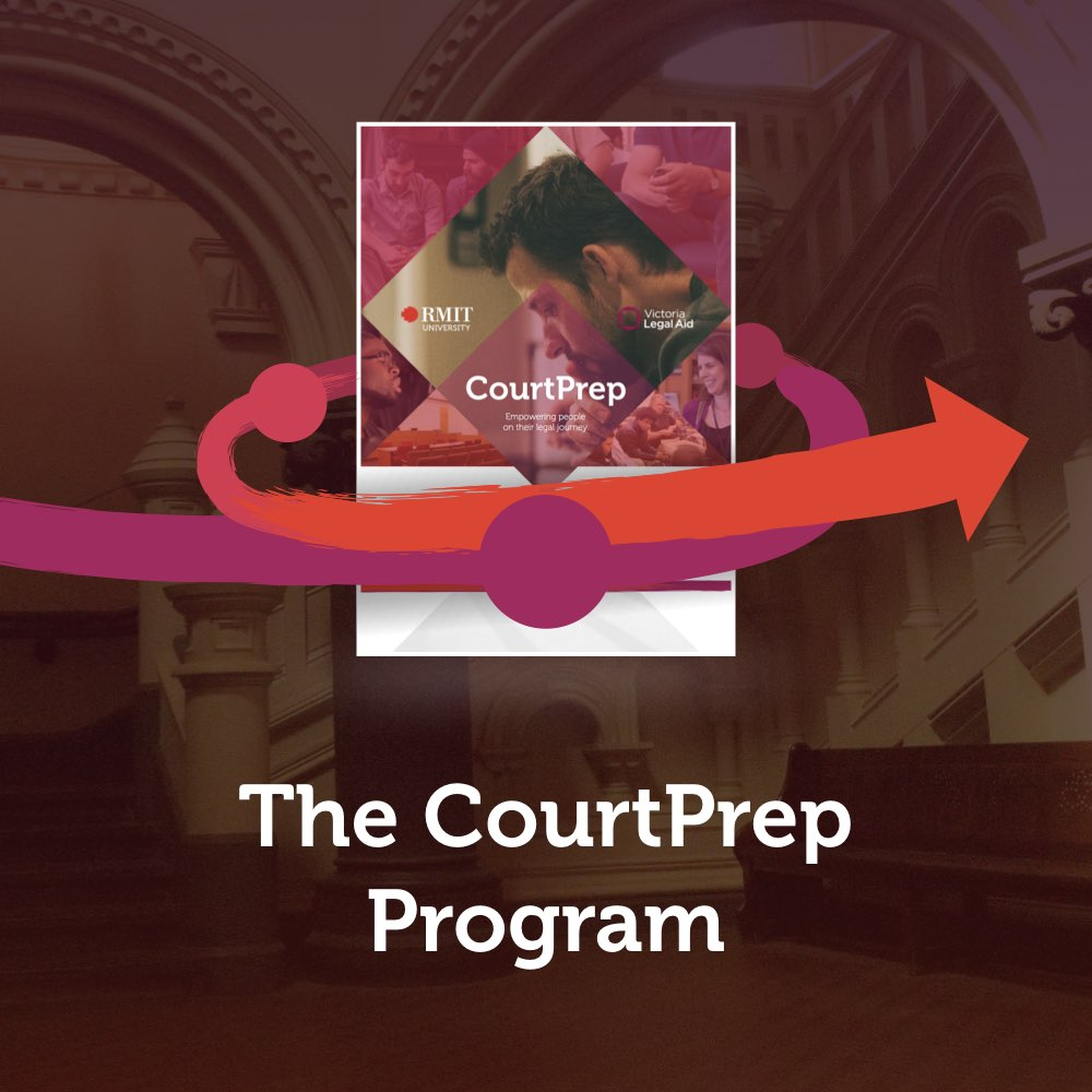 CourtPrep: A diversion program to prepare and re-engage people in the lead up to court.