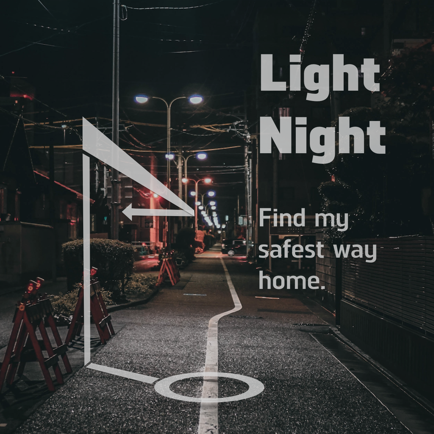 Light Night:  A web-based data visualiser to help councils and citizens make better safety decisions.