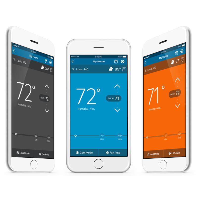 Sensi Mobile App