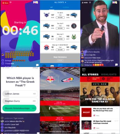 Miami Vice Soccer App