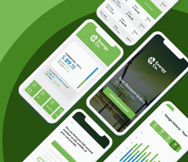 Energy meter app