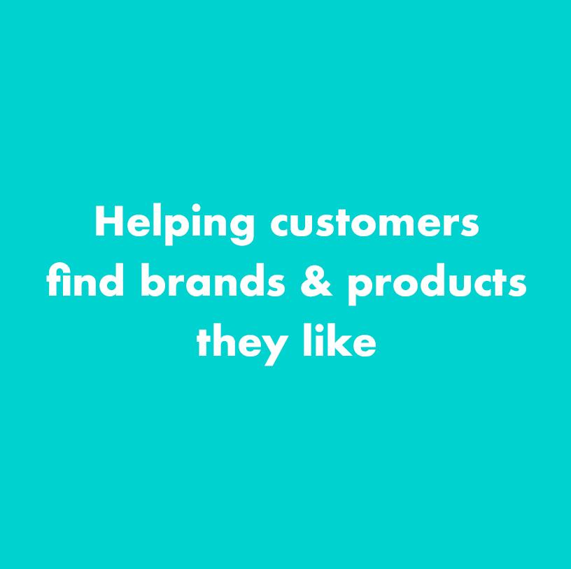 Follow the Brand