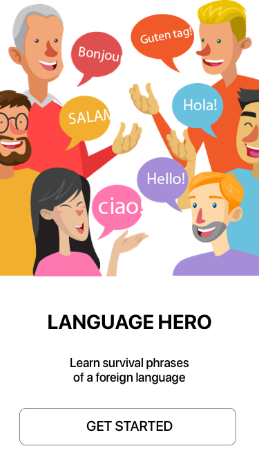 LANGUAGE HERO