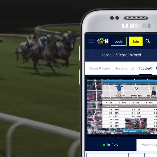 William Hill Virtual World