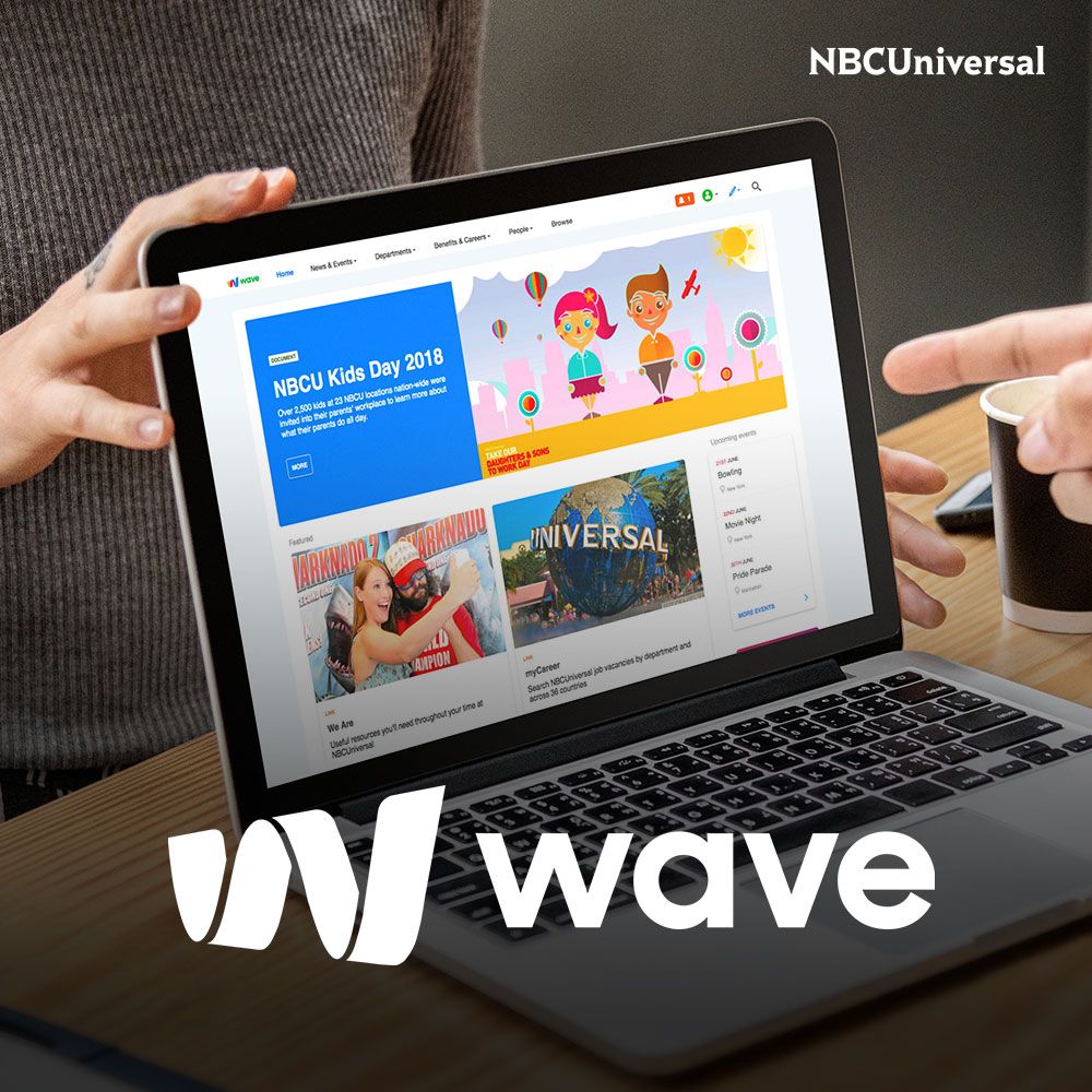Wave - The Social Intranet