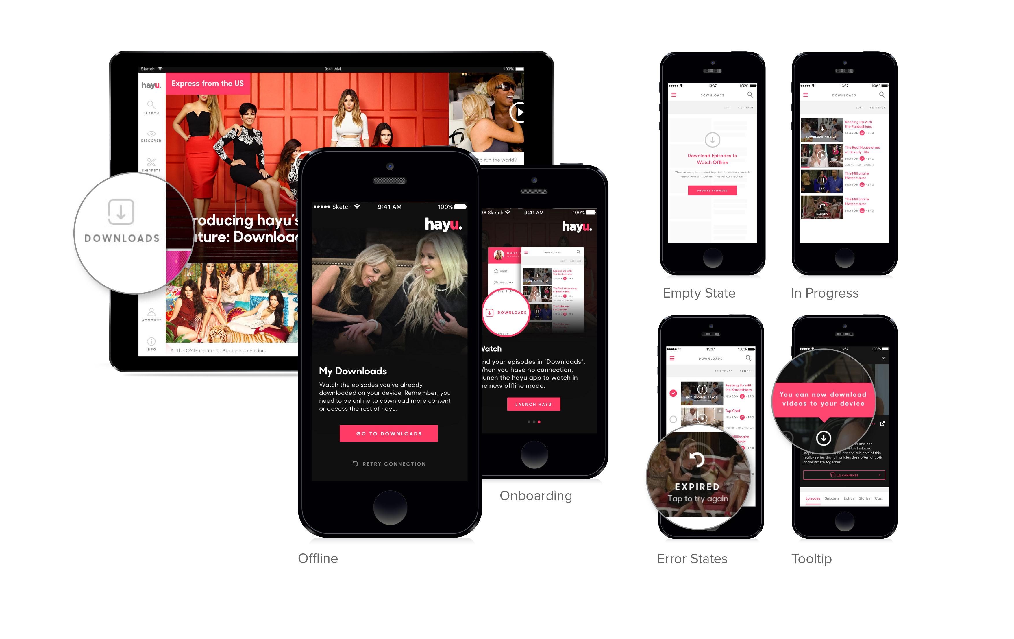 Hayu - TV Downloads