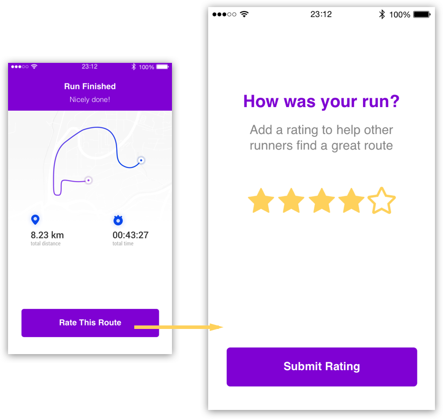 RunBuddy Design Challenge