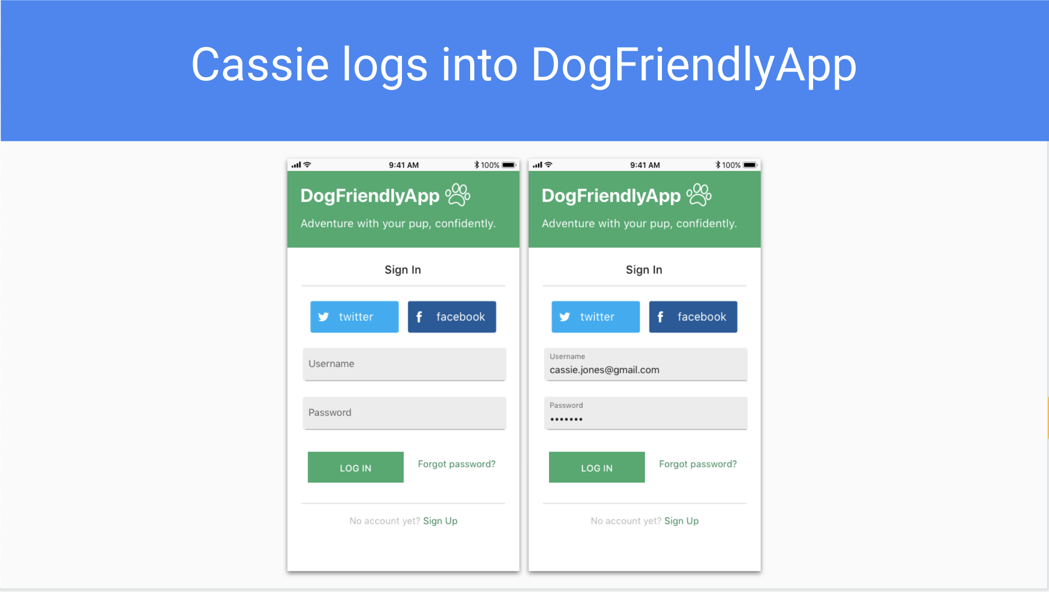 Dog Friendly App