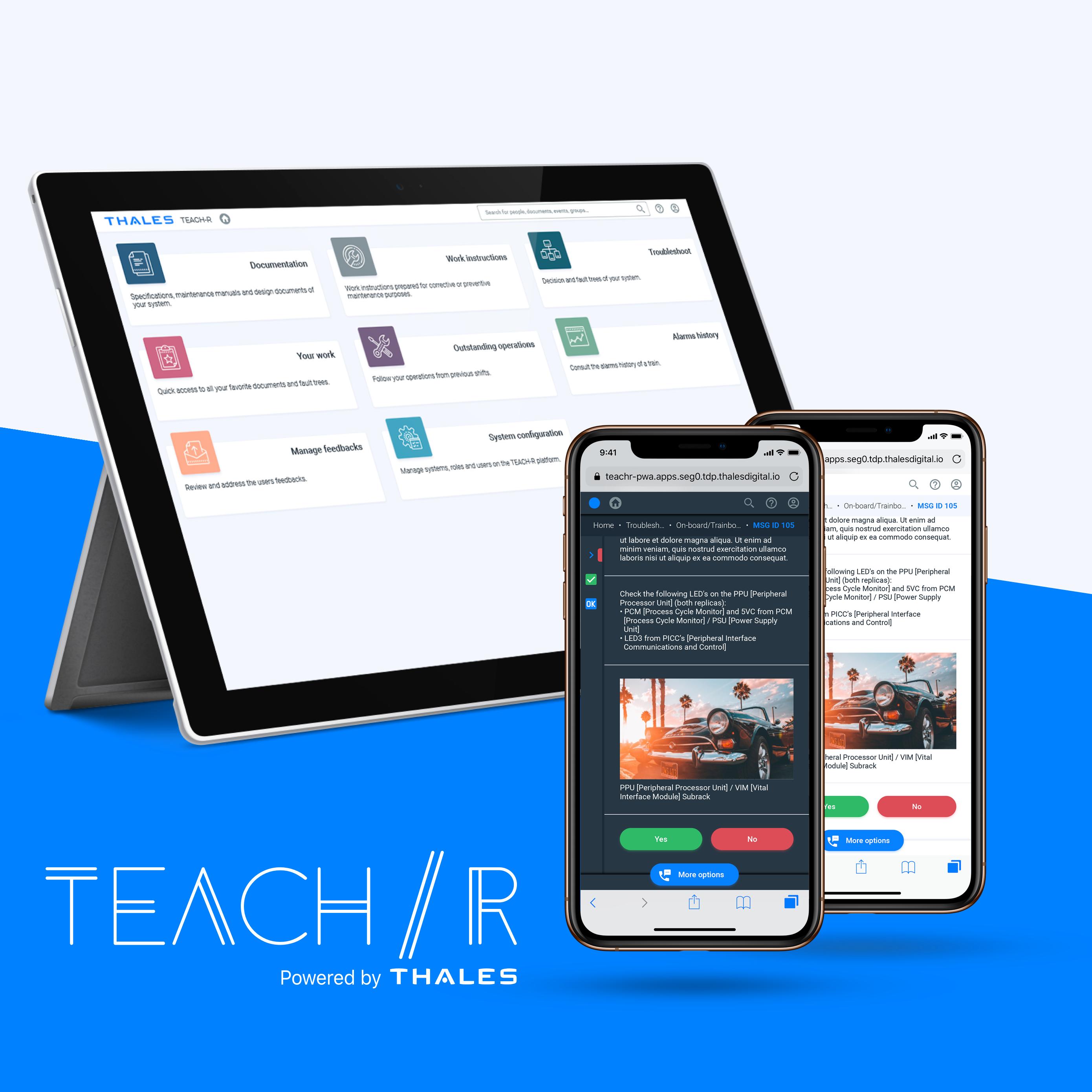 TEACH-R