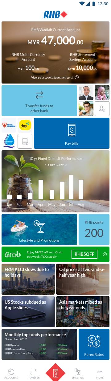 RHB Mobile Banking
