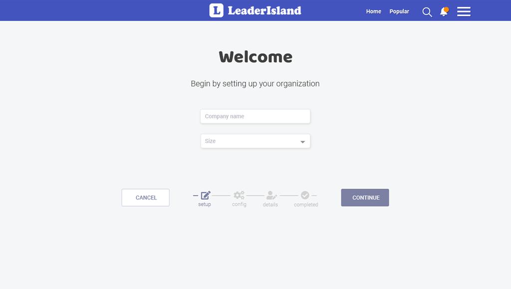 Leader Island