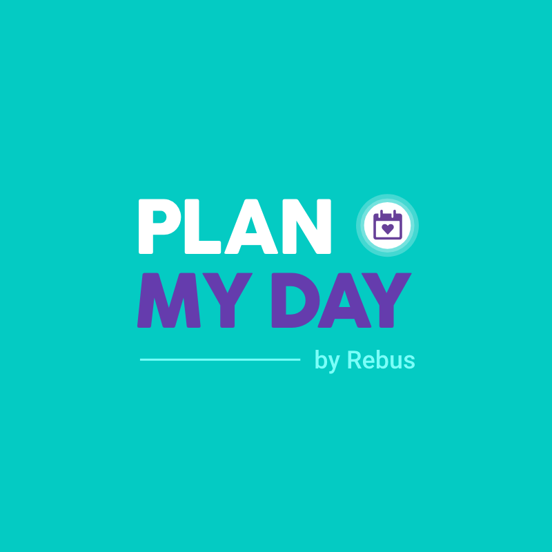 Plan my Day by Rebus